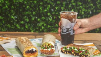 Taco Bell Is Testing Out New Dedicated Vegetarian Menu In One Market