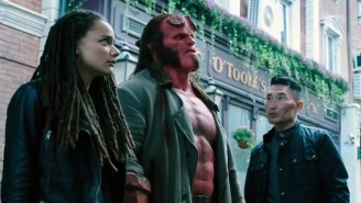 Here's Some Of The 'Hellboy' Workout Plan David Harbour Used To Get Swole For The Role