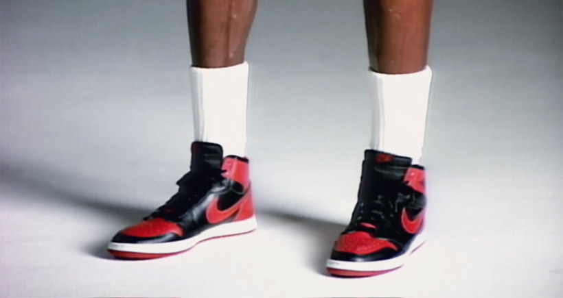 OG 'Banned' 1985 Nike Air Jordan 1