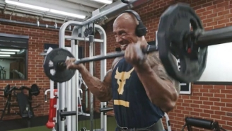 The Rock Shares His Favorite 'Hellish' Exercise That Ends All His Bicep Workouts
