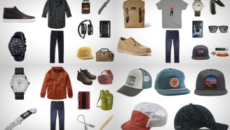 50 Things We Want This Week: Watches, Bourbon, Everyday Carry Gear, Apparel And More