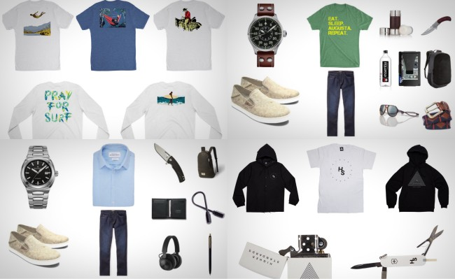 BroBible things we want gear guide