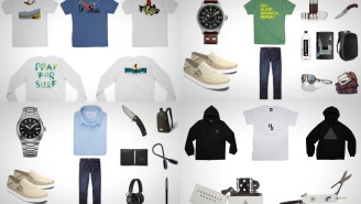 50 Things We Want This Week: Golf T-Shirts, Chill Gear, Watches, Knives, And More