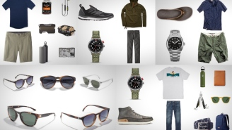 50 Things We Want This Week: Knives, Sandals, Sunglasses, EDC Gear, And More!