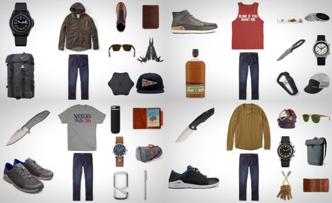things we want hottest gear for men April 2019