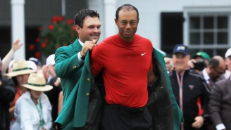 Tiger Woods Didn't Get A New Green Jacket For Winning The Masters, Hasn't Gotten One Since His First Win In 1997