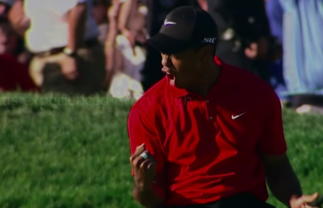 tiger woods nike masters commercial