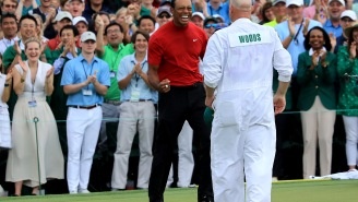 Tiger Woods' Caddie, Joe LaCava, Reveals One Factor He Thinks Led To The Iconic Masters Victory