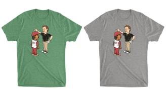 These 'Tin Cup' Caricature T-Shirts Are Making Me All Sorts Of Hot In The Trousers