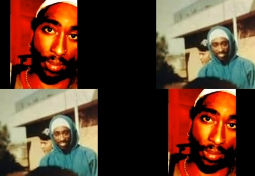 Tupac 'alive' in 2002 according to conspiracy theory