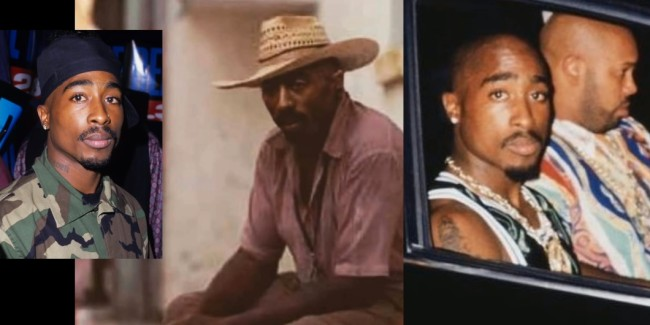 Tupac Shakur 'alive' and 'hiding tattoos' as photo emerges claiming to prove conspiracy theory