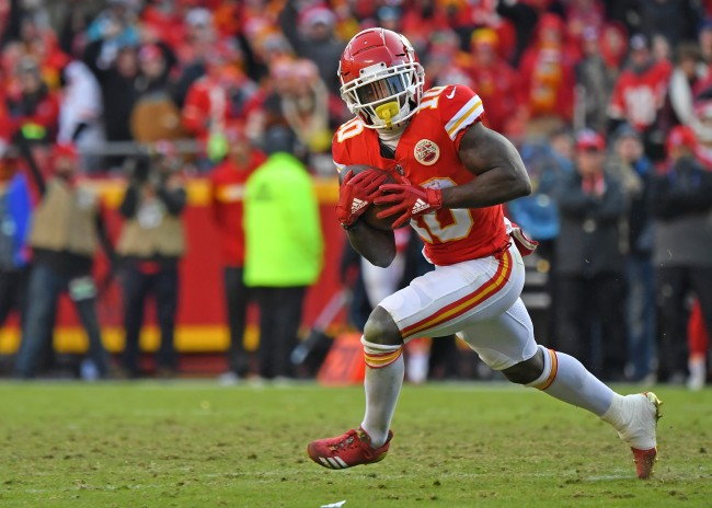 Tyreek Hill has all charges dropped after District Attorney cites lack of evidence