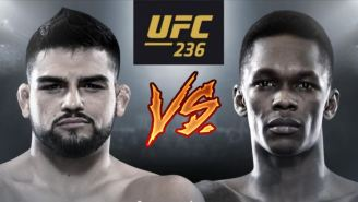 Will Israel Adesanya Complete His Style-Bending Title Run at UFC 236? Kelvin Gastelum May Take Issue with That
