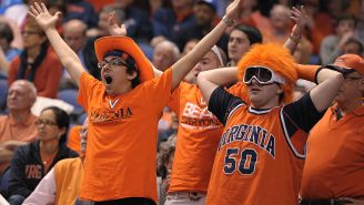 UVA Fans Burned Couches And Partied Hard To Celebrate Their National Championship Victory