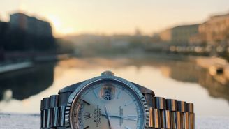 Want A Rolex? With A Watch Gang Subscription, You Automatically Have A Chance To Win One EVERY WEEK