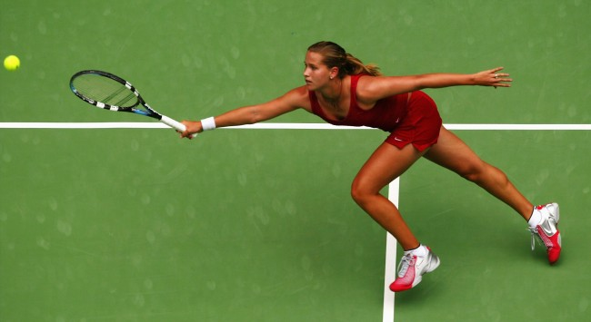 What Happened To Ashley Harkleroad, Tennis Star Who Posed For Playboy