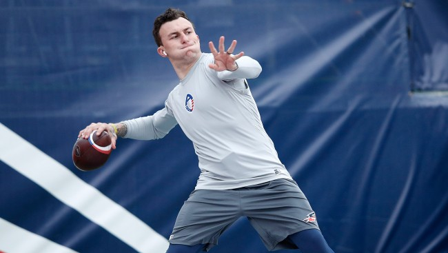 XFL Announces One, Two, Three-Point Conversions, May Sign Manziel