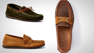 Slip Into Comfort With These Premium Yuketen Leather Loafers And Mocs Handmade In The USA