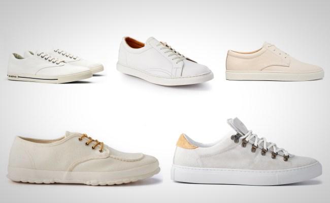 best white sneakers for men 2019