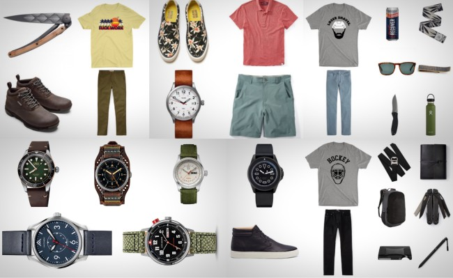 50 things we want hottest gear for men