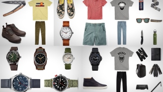 50 Things We Want This Week: Knives, Sneakers, Watches, And More