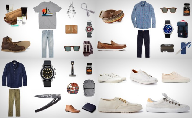 50 things we want hottest gear guide for men