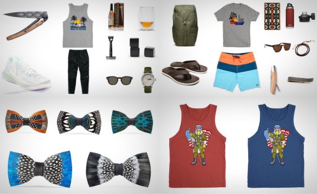 50 things we want rugged gear guide