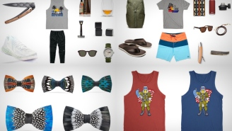 50 'Things We Want' This Week: Patriotic Party Tanks, New Bourbon, Everyday Carry Gear, And More!