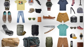 50 'Things We Want' This Week: Fishing Gear, Pocket Knives, Travel Essentials, And More