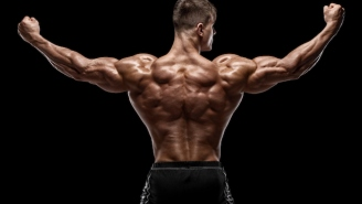 6 Simple Exercises For Bigger Shoulders Includes One Move That Everyone Thinks Is For The Back