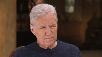 Alex Trebek Talks About Violent Pain From Cancer That Had Him 'On The Floor Writhing' While Taping 'Jeopardy!'