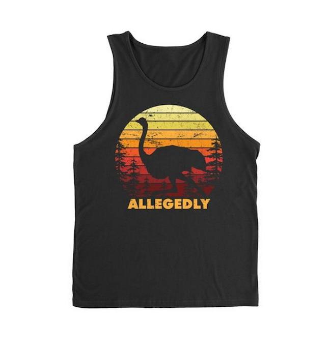 'Allegedly' Tank