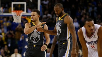 Andre Iguodala Sh*ts ALL Over NBA Legends To Claim Stephen Curry Is The Second-Best Player Ever
