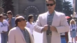 Arnold Schwarzenegger Explains Why He 'Took No Salary' While Filming The Cult Classic Movie 'Twins'