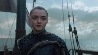 Maisie Williams Hated Arya's Ending In 'Game Of Thrones,' Would Have Rather Seen Her Character Die