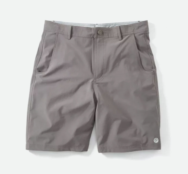 Bamboo-Lined Hybrid Shorts from Free Fly