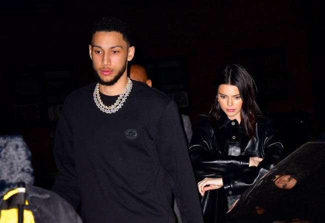Ben Simmons and Kendall Jenner reportedly break up and everyone had the same joke on Twitter.