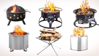 Get One Of These Kickass Portable Fire Pits And Make Your Backyard More Baller