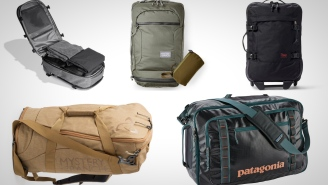 5 Of The Best Carry-On Travel Backpacks And Bags That Won't Break The Bank