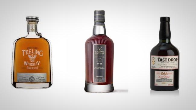 Best Whiskey of 2019 All Types Bourbon Single Malt Rye Scotch Blends