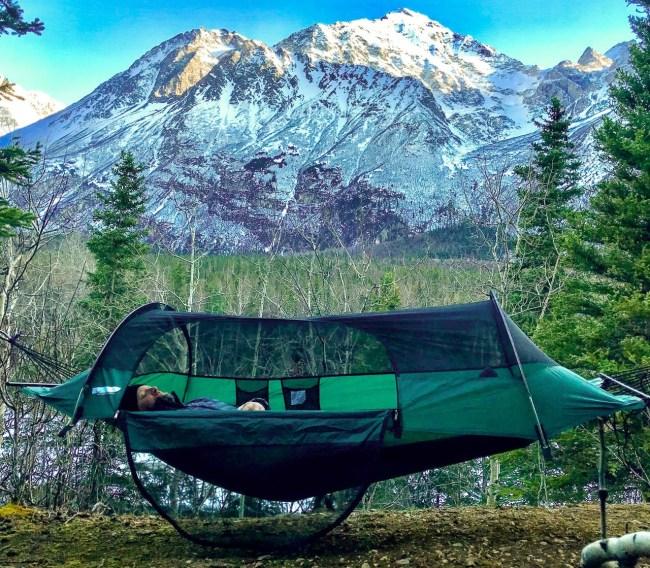 Blue Ridge Camping Hammock Suspension System Combo
