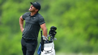 Brooks Koepka Won Free Beer For The Entire City Of New York By Making A Single Golf Shot