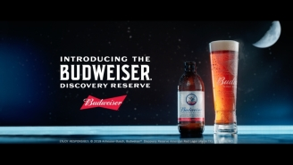How Buying A Case Of Budweiser Discovery Reserve Space Beer Helps Honor American Heroes