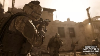 Activision Teases Multiplayer For 'Call Of Duty: Modern Warfare' And The Entrance Is Exciting