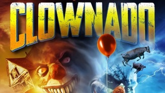 The Final Trailer And A New Poster For Batsh*t Insane Horror Movie 'Clownado' Is Here!