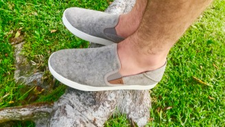 This Pair Of OluKai Slip-Ons Is The Most Comfortable Summer Shoes I've Ever Owned
