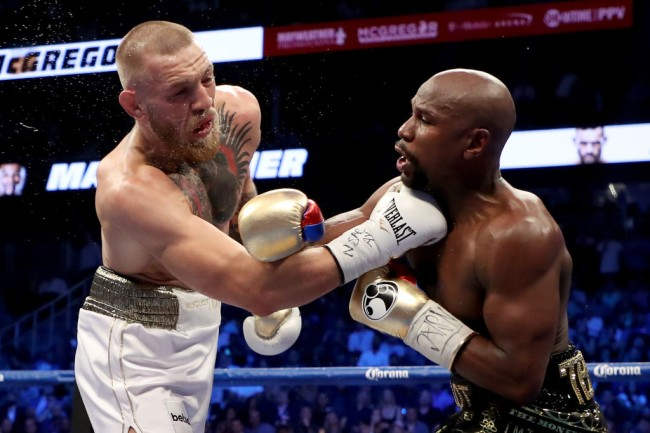 conor mcgregor floyd mayweather jr rematch