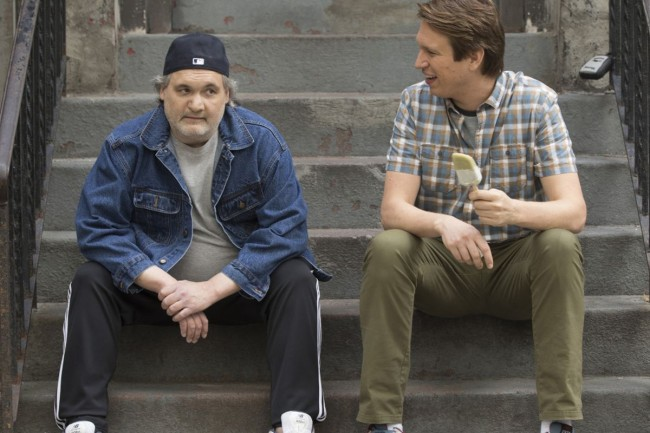 Pete Holmes said Artie Lange Was 'Coming Undone' by End of the HBO comedy TV show 'Crashing'