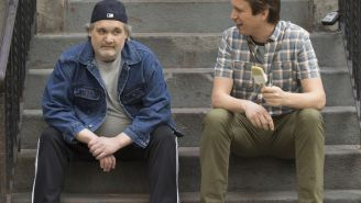 Pete Holmes Says Artie Lange Was 'Coming Undone' By The End Of 'Crashing' TV Show