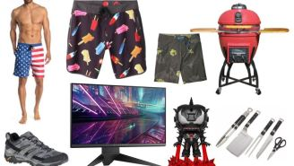 Daily Deals: Levi's Jeans, Merrell Shoes, Grills, Gaming Monitors, Huge Swimsuit Sale And More!